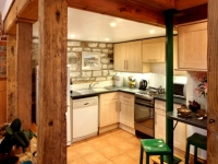 The Old Dairy Cottage Kitchen