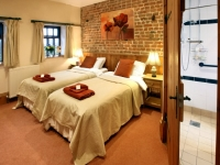 The Roost Cottage Master Bedroom
