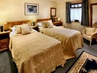 The Turnip Cottage Master Bedroom
