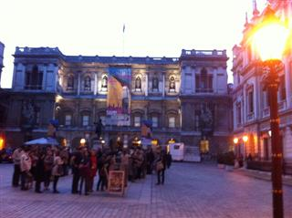 601,065 people attended the exhibition at the Royal Academy