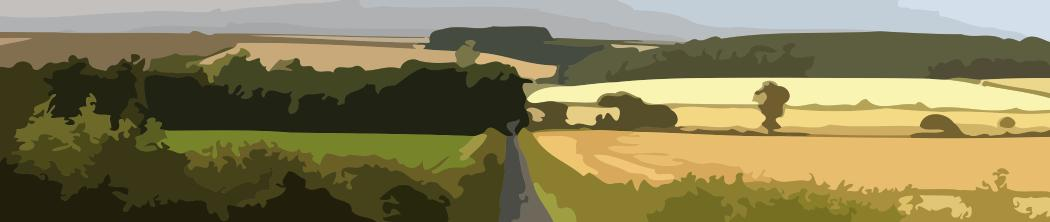 Hockney Trail in Yorkshire