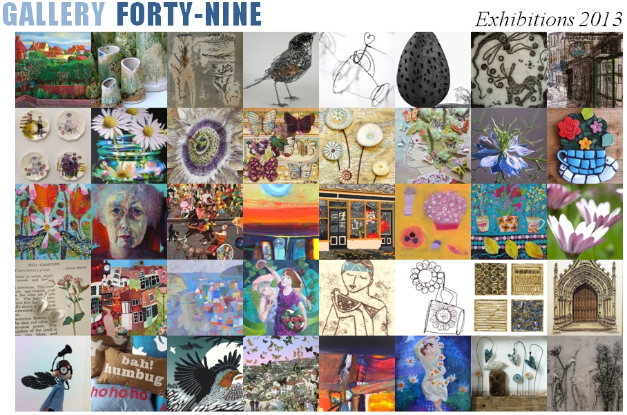 gallery 49 exhibitions
