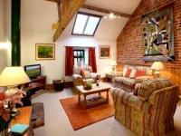 The Old Dairy Cottage Lounge