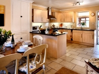 The Hinds Cottage Kitchen