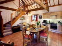 The Ostlers Cottage Kitchen