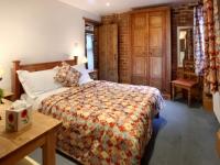 The Ostlers Cottage Master Bedroom