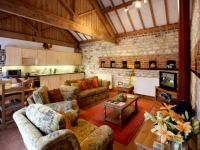 The Roost Cottage Lounge